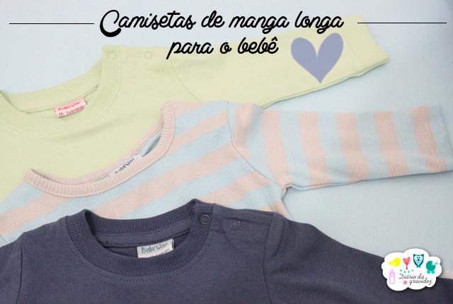 Diário da gravidez  camiseta de manga longa para bebê 91df53e5af8
