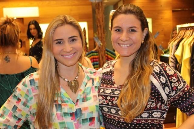 Mariana e Adriana Perylo