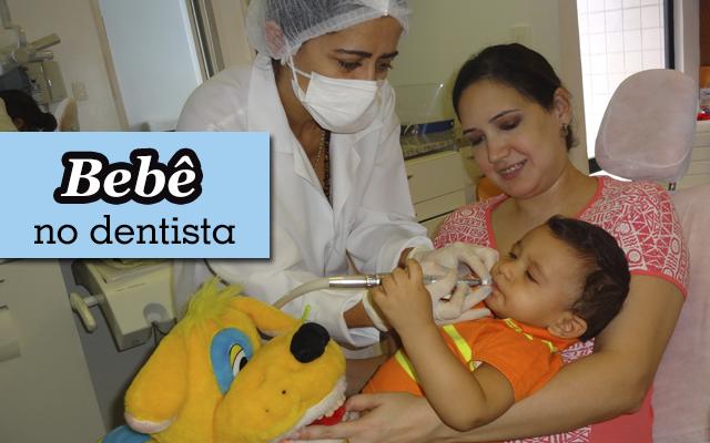 bebe-no-dentista