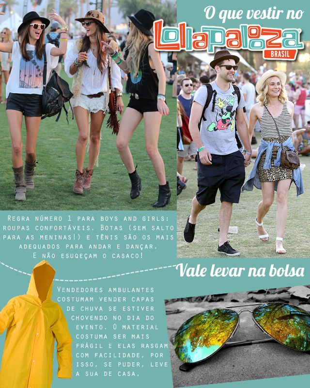 Lollapalooza-look
