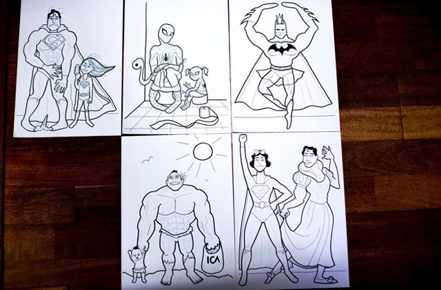 super-herois-vida-real