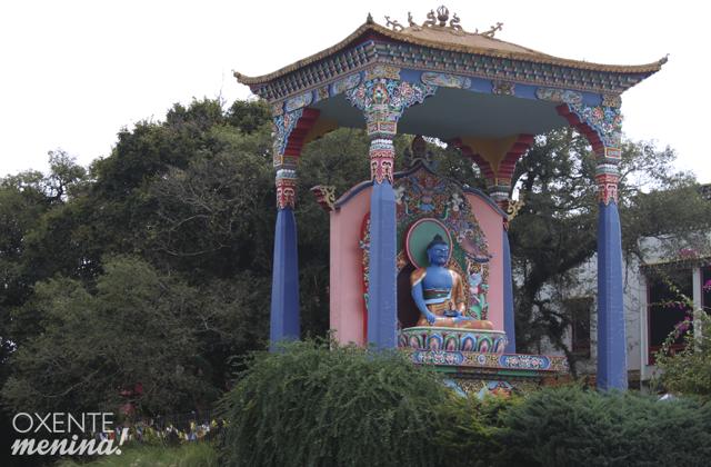 centro-tibetano-gramado