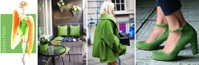 green-flash-pantone