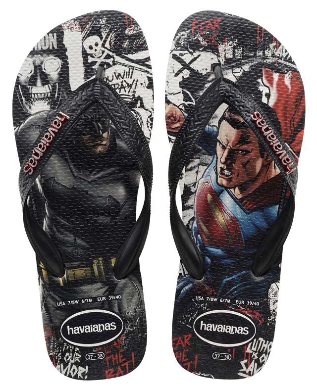 Batman vs Superman havaianas