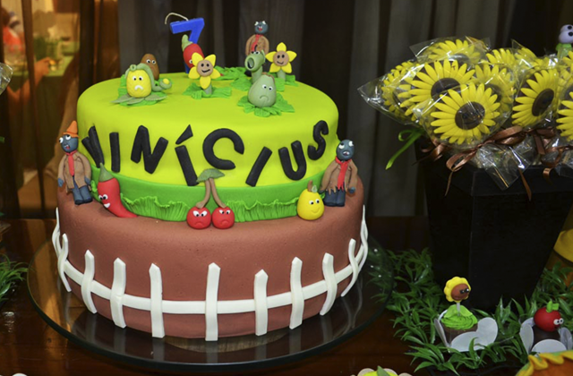 Aniversario Plants vs Zombies