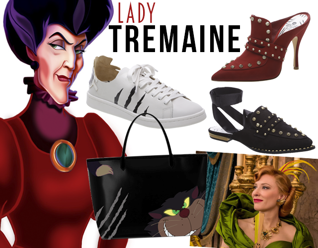 vilas da disney lady tremaine