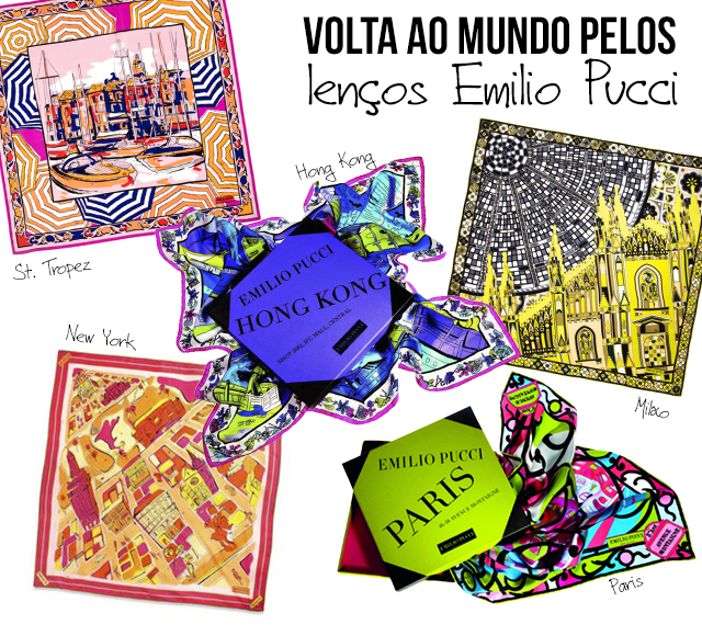 emilio pucci cities of the world