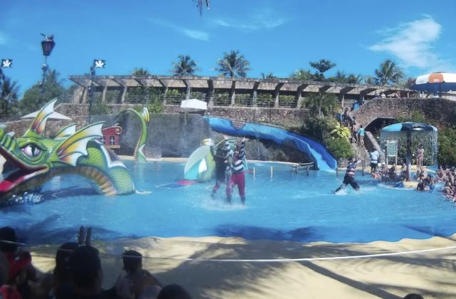 piratas beach park