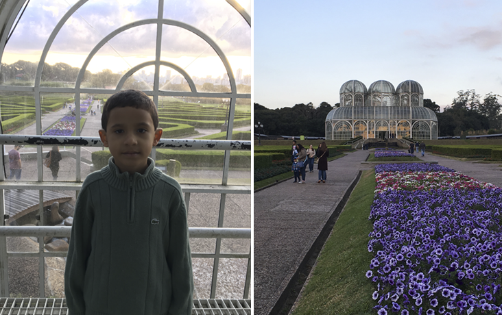 parque curitiba jardim botanico