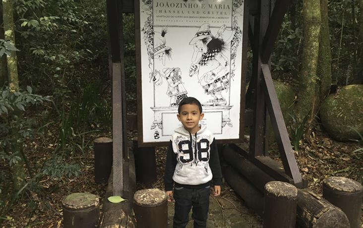 bosque alemao curitiba
